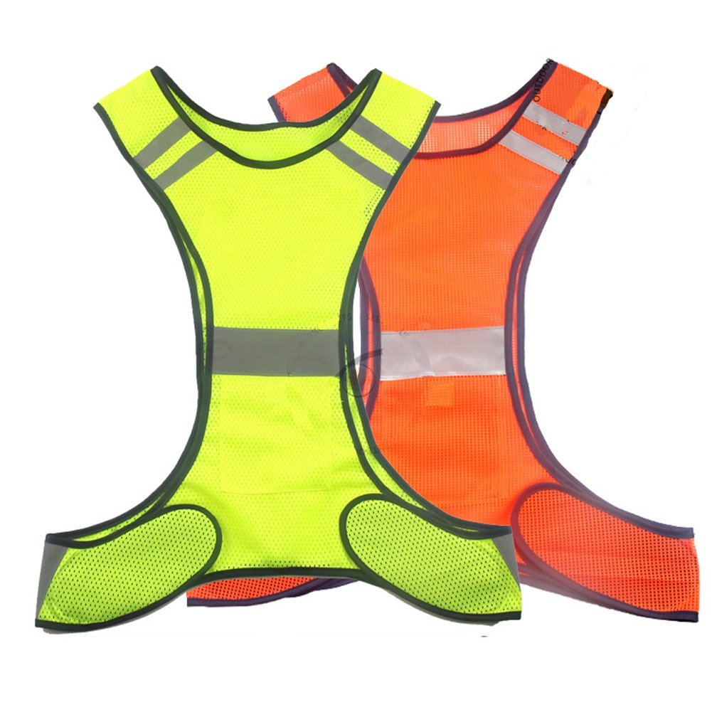 Reflective Safety Vest High Visibility