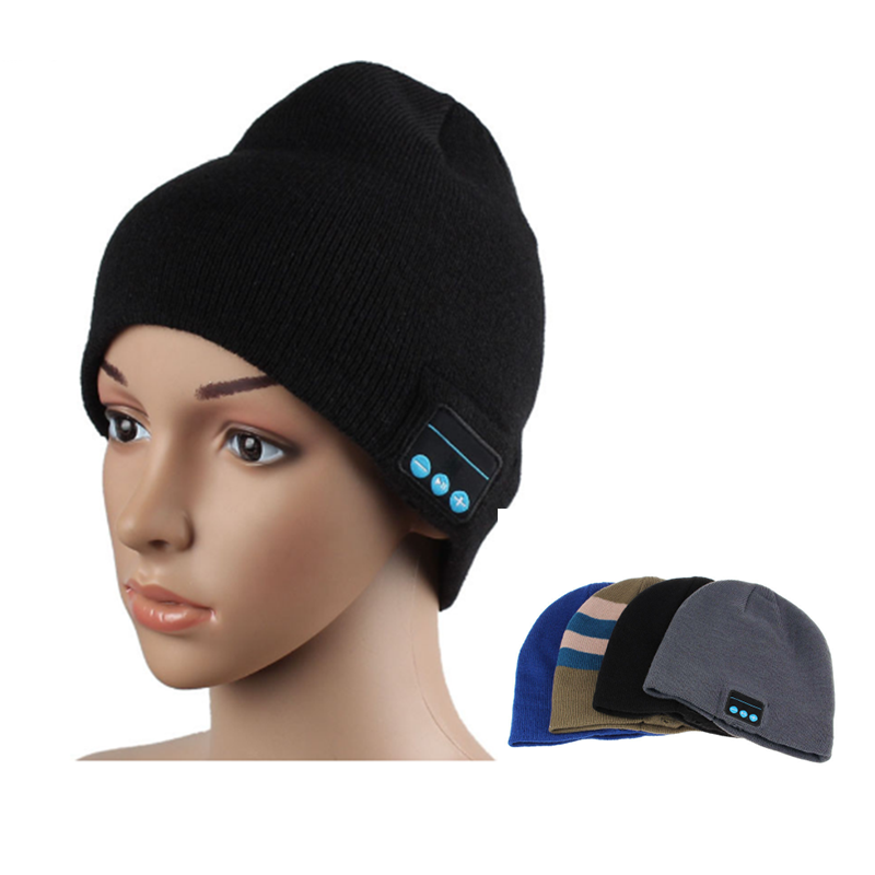 afa784d1466 Bluetooth Knit Beanie