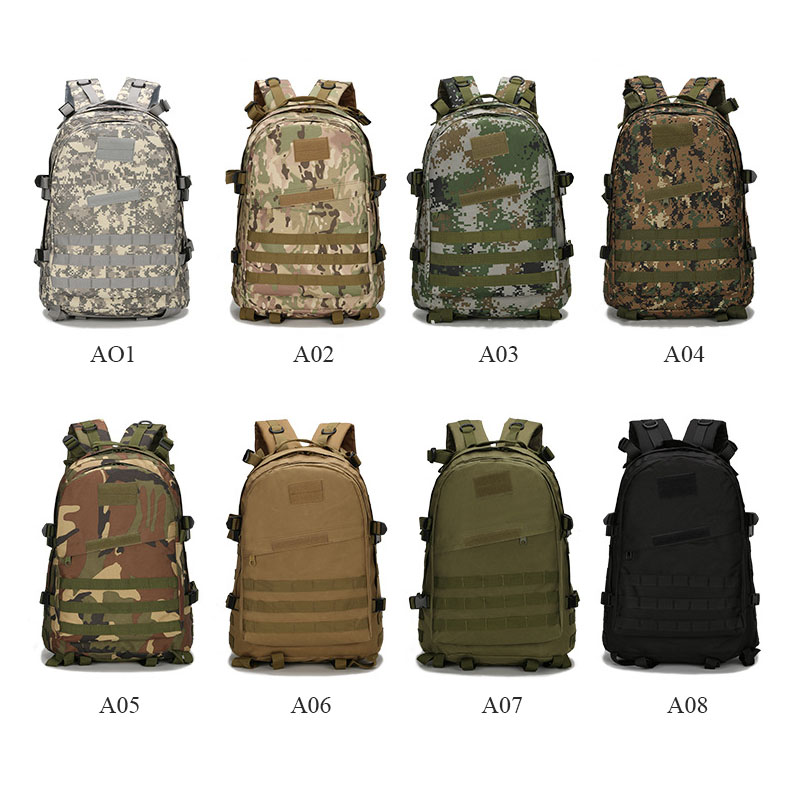 40L Outdoor Military Tactical Backpack