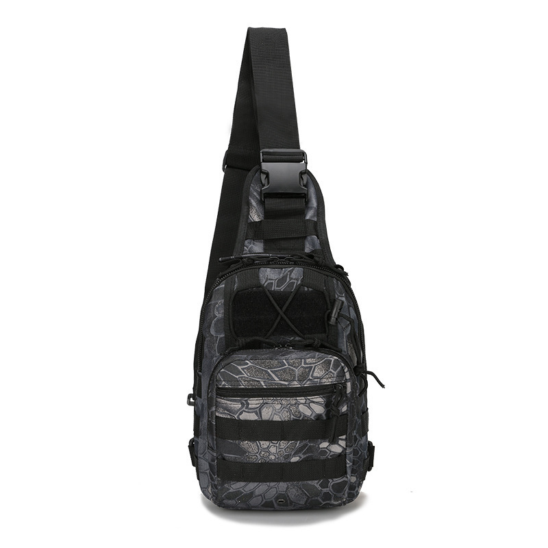 Mens Chest Pack Single Shoulder Pack