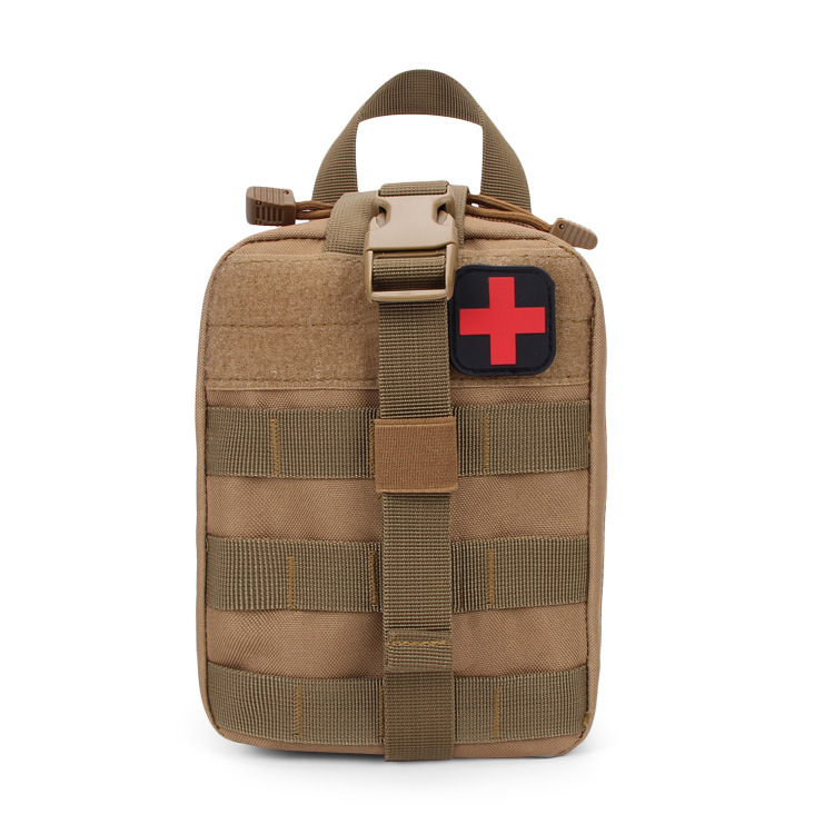 Compact Tactical First Aid Kit Pouch