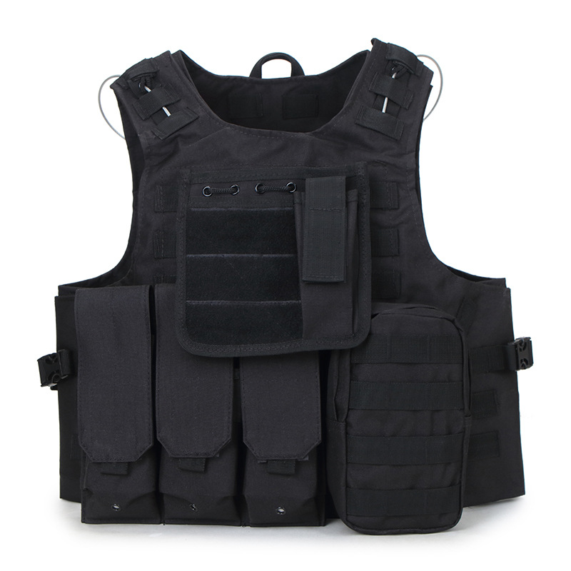 Outdoor Adjustable Tactical Amphibious Vest