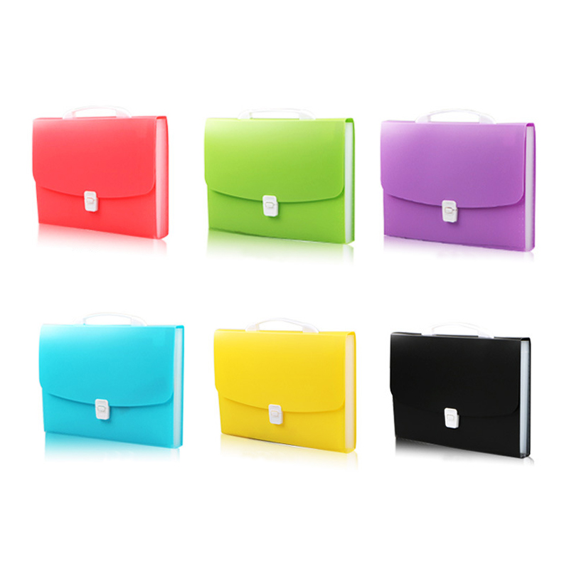 13 Pocket Expanding File Folder