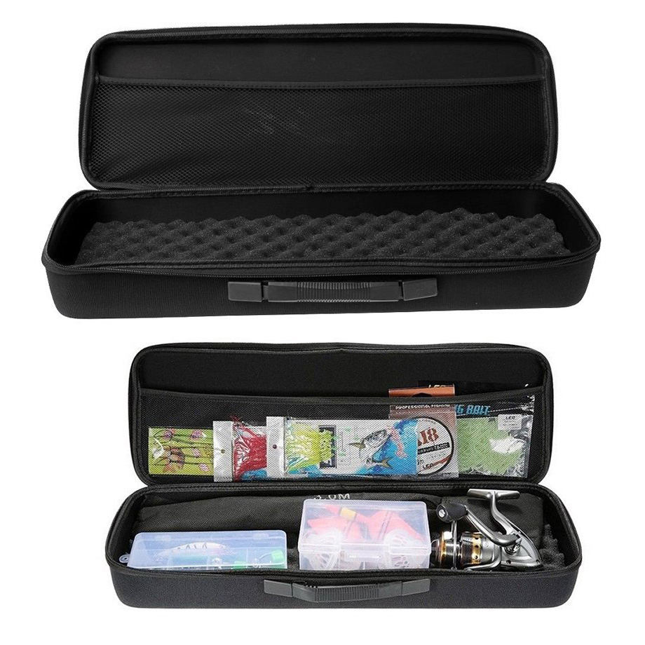 Shockproof Fishing Gear Storage Box Carry Bag