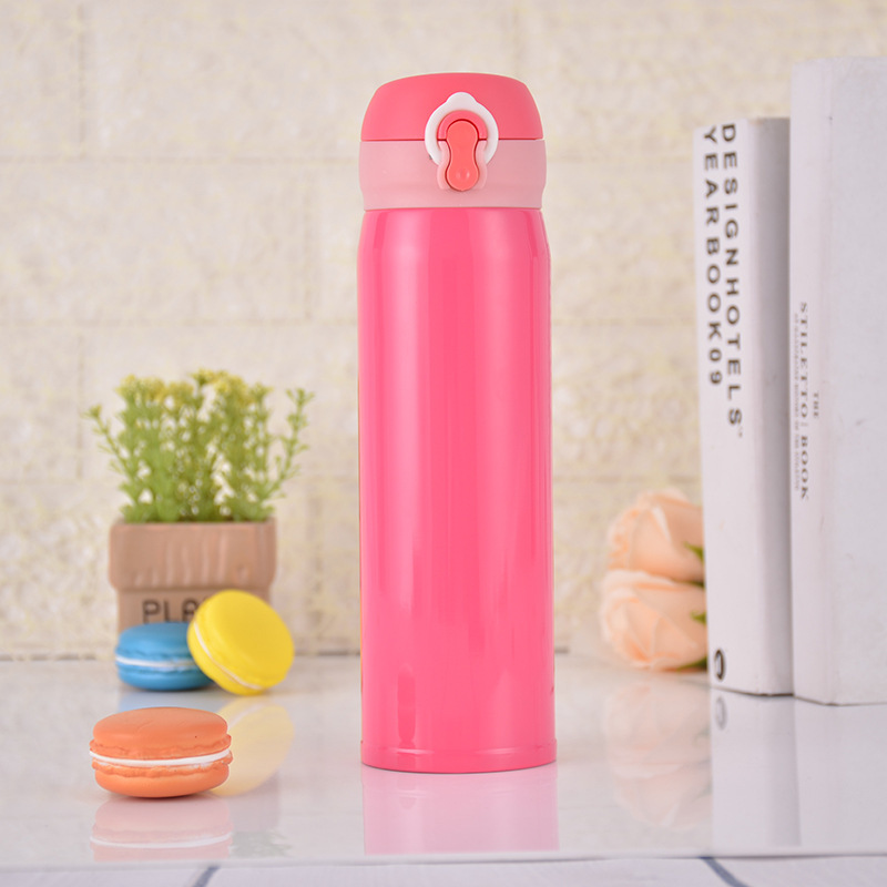 Bounce Switch Stainless Steel Bottle Vacuum Insulated Cup
