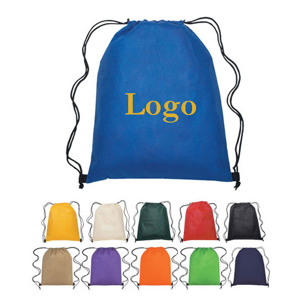 f336c4cbf5 Non Woven Drawstring Backpack