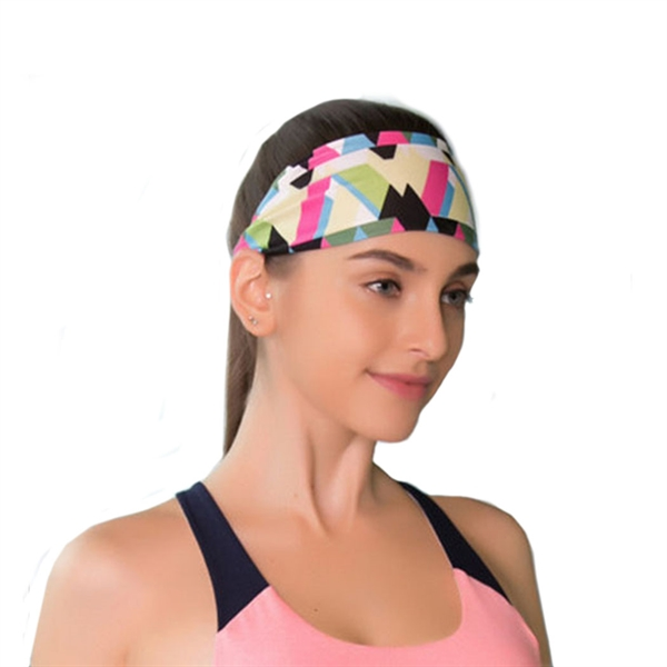 Sport Headbands Non-slip Sweat Headband Running Sweatband