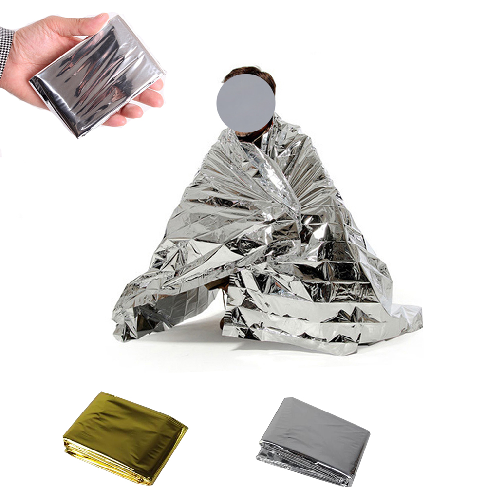 Survival Blanket Emergency Thermal Blankets