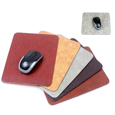 PU Leather Surface Mouse Pad