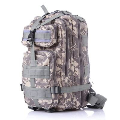 Tactical Backpack Camouflage Travel Backpack