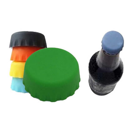 Silicone Wine Beer Savers Bottle Cover Stopper