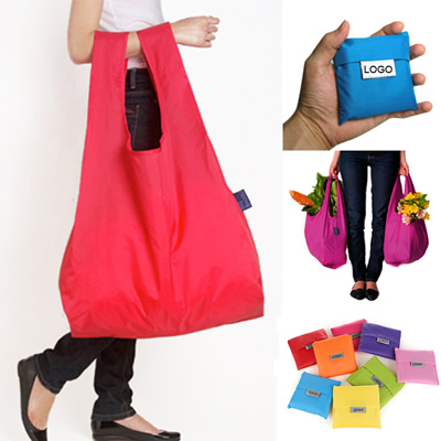 Folding Reusable Shopping Tote Bags
