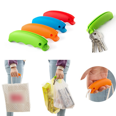 Silicone Grocery Bag Holder