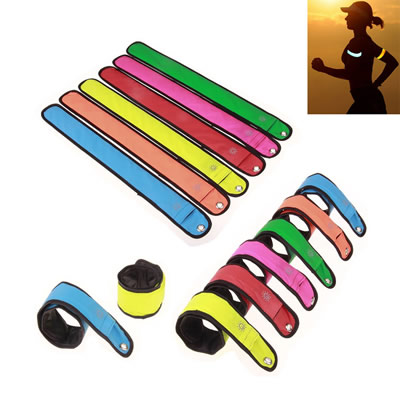 LED Slap Bracelets Light Armband