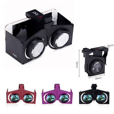 Mini 3D VR Glasses