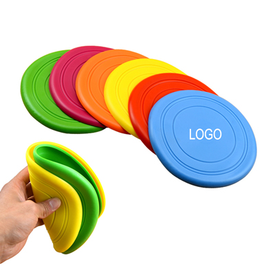 Multicolor Pet Flying Disc