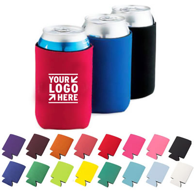 Neoprene Can Cooler Insulator