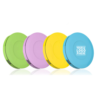 Fast Charging Mini Round Shape Power Bank