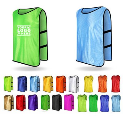 Outdoor Sports Pinnies Practice Jersey Vest