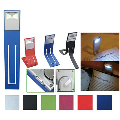 Flexible LED Booking Light