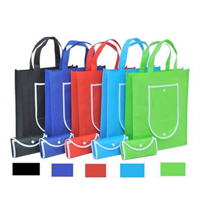 Foldable Non-Woven Tote Shopping Bag