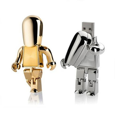 4GB Robot USB Flash Drive