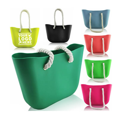 Silicone Beach Hand Bag
