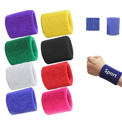 Colorful Sports Bracer Wristband