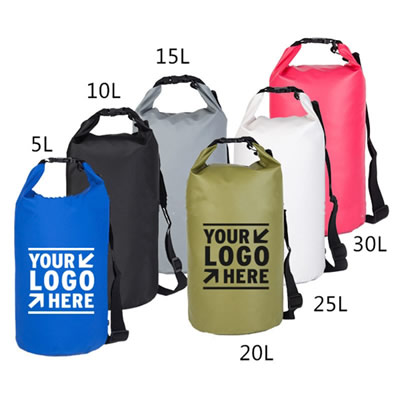 Foldable 10L Waterproof Tube Dry Bag