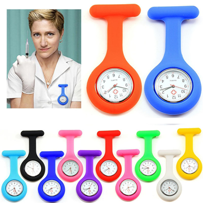 Silicone Nurse Electronic Watch
