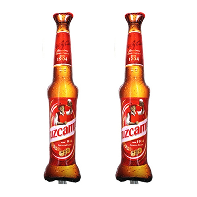Bottle Shaped Noisemaker Cheering Sticks (Pair)