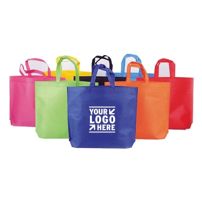 Reusable Non Woven Shopping Tote Bag