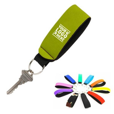 Neoprene Wristband Key Holder