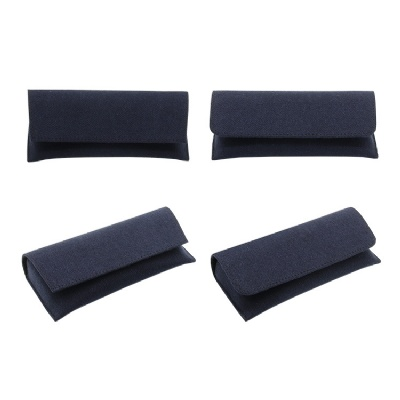 Denim Cloth Glasses Case Sunglass Case