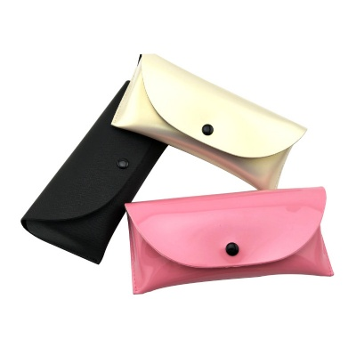 Leather Glasses Case Eyeglass Box