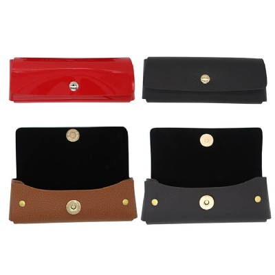 PU Leather Glasses Case Eyeglasses Box