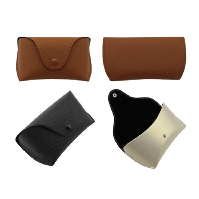 Leather Eyeglasses Box Glasses Case