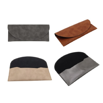 Leather Glasses Case Sunglasses Box