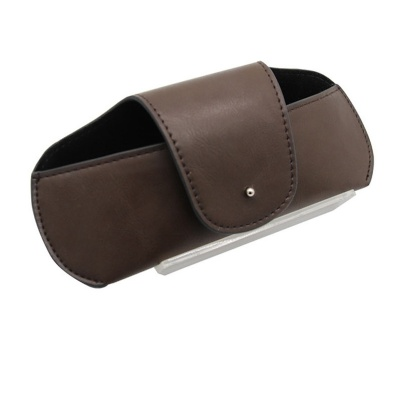 PU Leather Glasses Case Sunglasses Storage Box