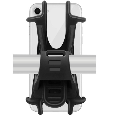 Mountain Bike Silicone Phone Holder