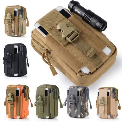 Tactical Molle EDC Military Pouch Waist Bag