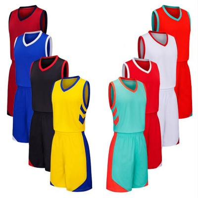 Basketball Jersey Team Uniform