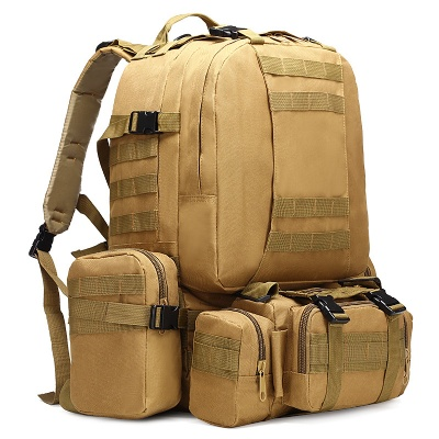 Outdoor Backpack Tactical Combination Pack