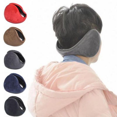 Winter Fleece Ear Muffs Warmers Ear Covers