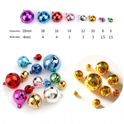 Multicolored Decoration Bells