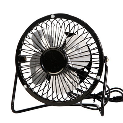 Metal Mini USB Desk Fan