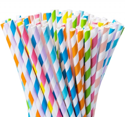Biodegradable Paper Straws