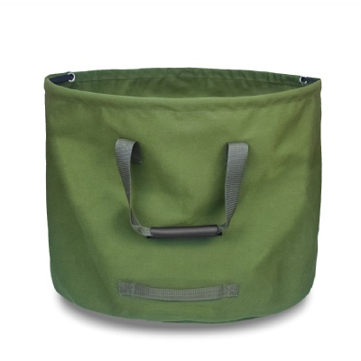 Heavy-Duty Canvas Leaf Bag with Handles