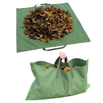 Clean Up Gardening Trash Bag Leaf Lawn Garden Tarp