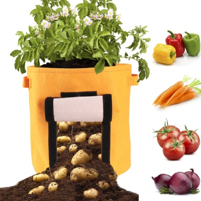 Potato Grow Bags Planting Pots with Handles
